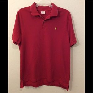 Pre-Owned Men's Brooks Brother Polo Sz XL